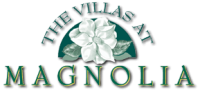 The Villas at Magnolia logo